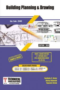 Building Planning & Drawing For MSBTE