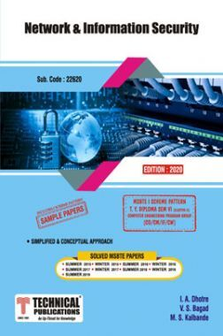 Network & Information Security For MSBTE