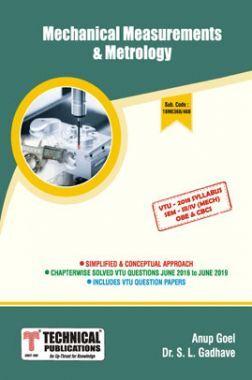 Mechanical Measurement & Metrology For VTU