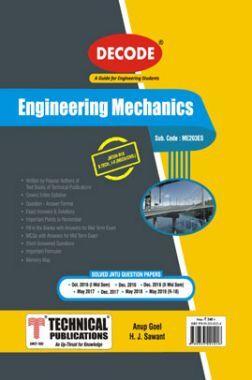 Engineering Mechanics For JNTU-H 18 Course (I -II - ME/Civil - ME203ES)