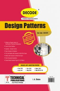 Design Patterns For JNTU-H 16 Course (III - II - CSE/IT - CS612PE)