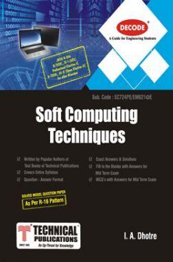 Soft Computing Techniques For JNTU-H 16 Course (OPEN ELECTIVE - II) (III - II - Common - EM621OE)