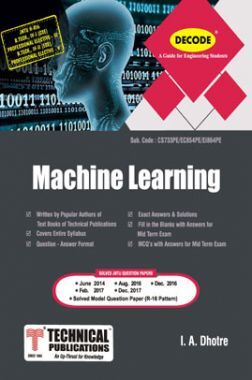 Machine Learning For JNTU-H 16 Course (IV - II - ECE- EC854PE)
