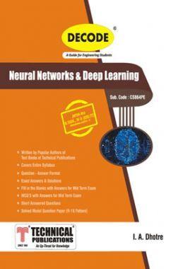 Neural Networks & Deep Learning For JNTU-H 16 Course (IV - II -CSE - CS864PE)