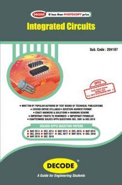 DECODE Integrated Circuits For SPPU 15 Course (SE - II - Elex./E&Tc - 204187)