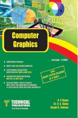 Computer Graphics For SPPU 15 Course (SE - II - IT - 214450)