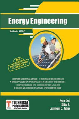 Energy Engineering For SPPU 15 Course (BE - II - Mech. - 402047)