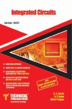 Integrated Circuits For SPPU 15 Course (SE - II - Elex./E&Tc - 204187)