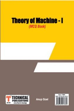 Theory Of Machine - I MCQ BOOK