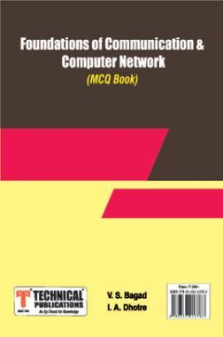 Foundations Of Communication And Computer Network MCQ BOOK
