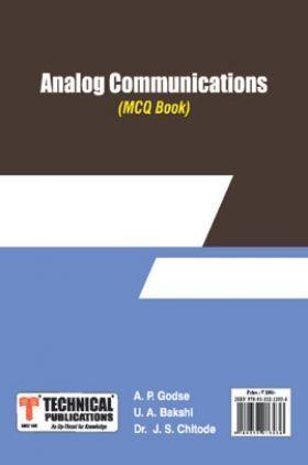 Analog Communications MCQ BOOK