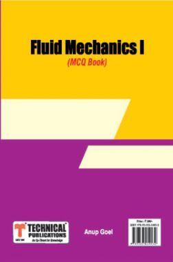 Fluid Mechanics I MCQ BOOK