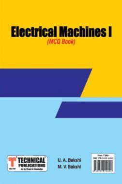 Electrical Machines I MCQ BOOK