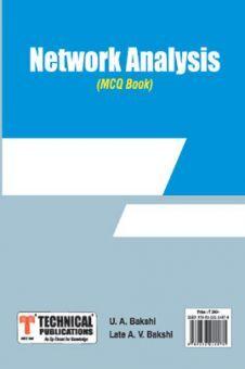 Network Analysis MCQ BOOK