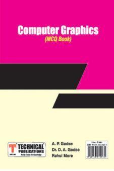 Computer Graphics (IT) MCQ BOOK