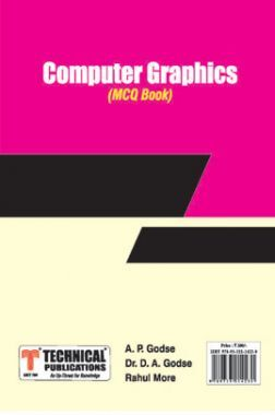 Computer Graphics (IT) MCQ BOOK