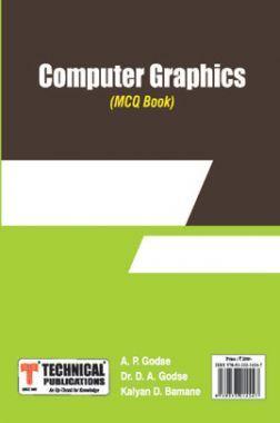 Computer Graphics (Computer) MCQ BOOK