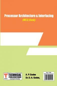 Processor Architecture & Interfacing MCQ BOOK