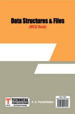 Data Structures & Files MCQ BOOK