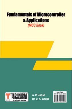 Fundamentals Of Microcontroller & Applications MCQ BOOK