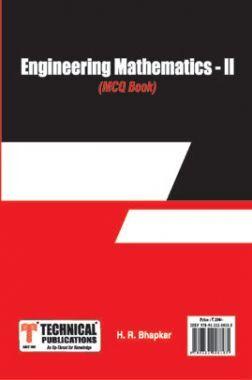 Engineering Mathematics - II MCQ Books