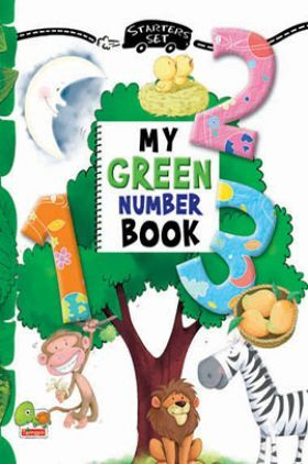 My Green Number Book
