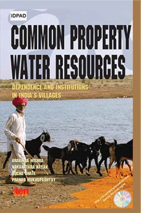 Common Property Water Resources : Dependence And Institutions In India's Villages