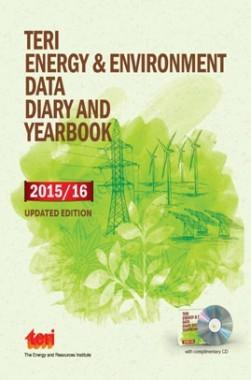Teri Energy & Environment Data Diary And Yearbook (2015 /16)