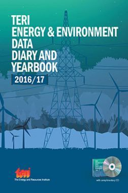 Teri Energy And Environment Data Diary And Yearbook (Teddy) 2016-17