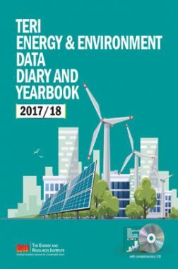 Teri Energy & Environment Data Diary And Yearbook (Teddy) 2017 / 18