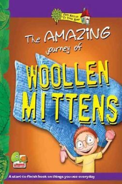 From nature to your home The Amazing Journey of Woollen Mittens