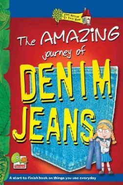 From nature to your home The Amazing Journey of Denim Jeans