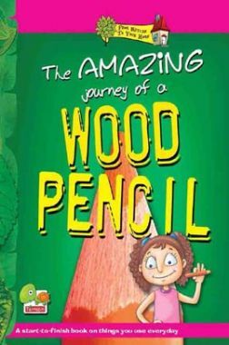 From nature to your home The Amazing Journey of a Wood Pencil