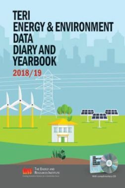 TERI Energy & Environment Data Diary and Yearbook (TEDDY) 2018/19 (with complimentary CD)
