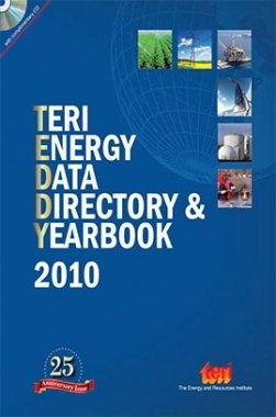 TERI Energy Data Directory And Yearbook (TEDDY) 2010