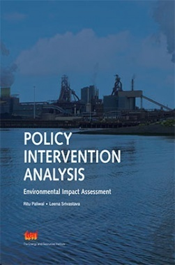 Policy Intervention Analysis : environmental impact assessment