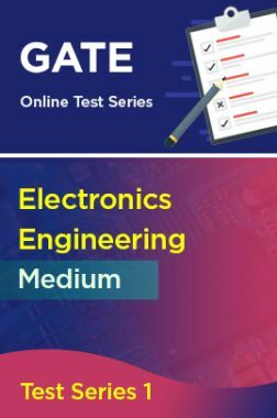 GATE Electronics Engineering Medium Test Series 1