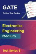 GATE Electronics Engineering Medium Test Series 3