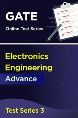 GATE Electronics Engineering Advance Test Series 3
