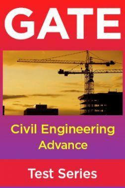 GATE Civil Engineering Advance Test Series