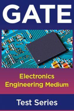 GATE Electronics Engineering Medium Test Series