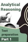Analytical Reasoning Test Preparation : Part 1
