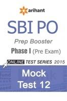 SBI Bank PO Mock Test 12