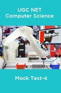 UGC-NET Computer Science Mock Test-4