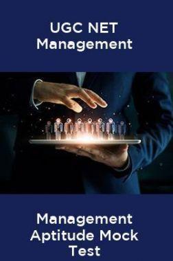 UGC NET Management Aptitude Mock Test