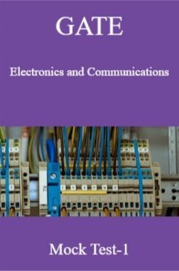 GATE Electronics and Communications Mock Test-1