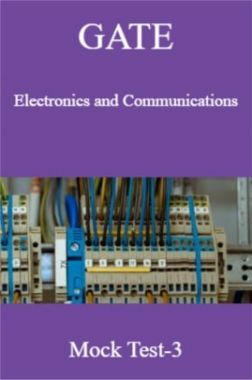 GATE Electronics and Communications Mock Test-3