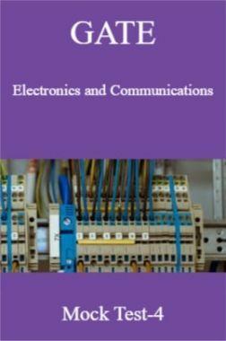 GATE Electronics and Communications Mock Test-4