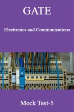 GATE Electronics and Communications Mock Test-5