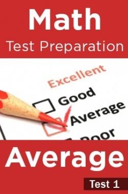 Math Test Preparation Problems on Average Part 2